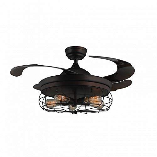 42 in black ceiling fan - 9