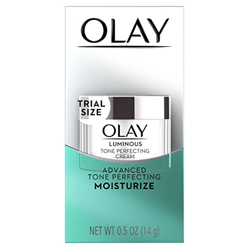 Olay Regenerist Luminous Tone Perfecting Cream, 0.5 Ounce, Packaging May Vary