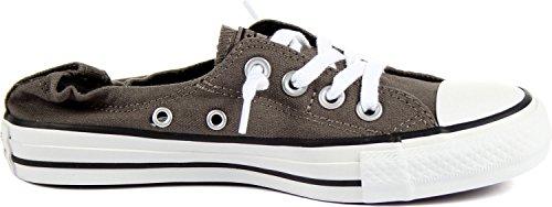Converse Womens Chuck Taylor Shoreline Slip Casual Shoe, Charcoal- 5.5 B(M) US