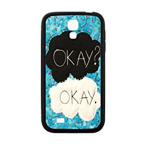 Warm dialogue Cell Phone Case for Samsung Galaxy S4