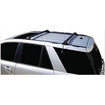 Amazon Com 2002 2007 Saturn Vue Crossbars Roof Rack
