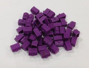 Morrison Games - Casas de plástico, Color Morado, diseño de monopolio (Piezas de Juego de Mesa en Miniatura de Colores: Amazon.es: Juguetes y juegos