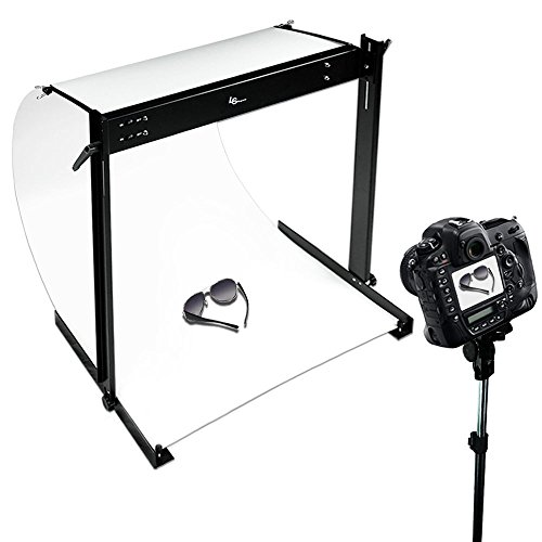 LimoStudio LED E-commerce Business Product Photo Shooting Table Stand Kit with Double LED Light Tube 6500K, Photo Studio, AGG1571 by LimoStudio (Image #2)