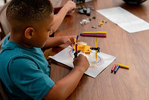 41MqMNsokJL - 4M Kidzrobotix Doodling Robot - DIY Science Engineering Robotics Kit - STEM Toys Gift for Kids & Teens, Boys & Girls (Packaging May Vary)