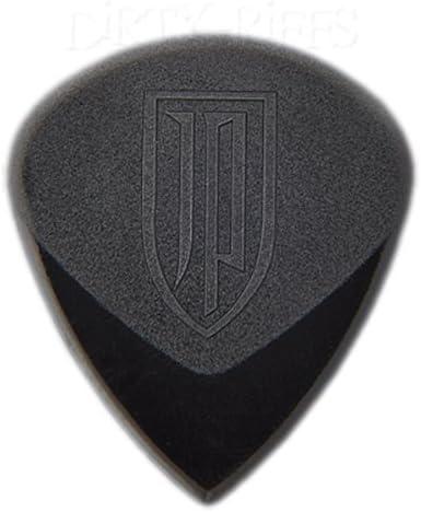 Dunlop - Púas para guitarra con estuche de metal, diseño con de ...