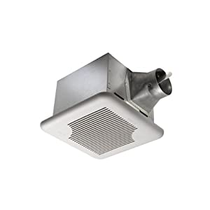 Delta Electronics SIG110 Breez Signature Ventilation Fans, 110 CFM Single Speed from Delta Products Corporation