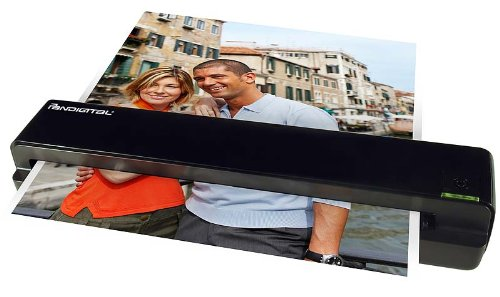 Pandigital Personal Photo Scanner/Converter, Black