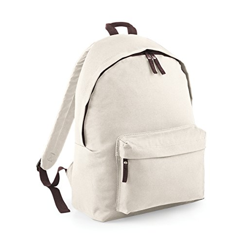 Bagbase Fashion Colours Backpack Sand/Chocolate