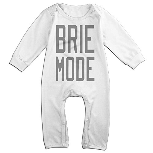 Nikki Bella Brie Mode Wordmark Baby Onesie Romper Jumpsuit Newborn Baby Clothes (Nikki Bella Outfit)