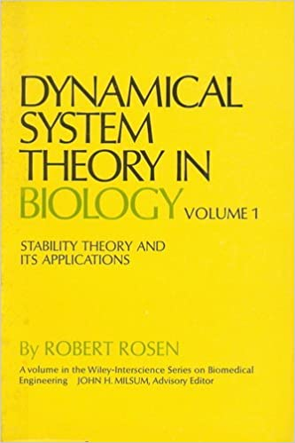 ?REPACK? Dynamical System Theory In Biology, Vol. 1: Stability Theory And Its Applications (Wiley Interscience Series On Biomedical Engineering). Super Rally Georgia PETER product