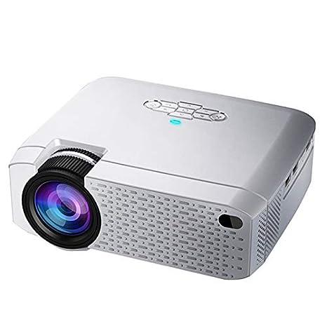 WMC LED Mini proyector, proyector de vídeo para el Apoyo de Cine ...