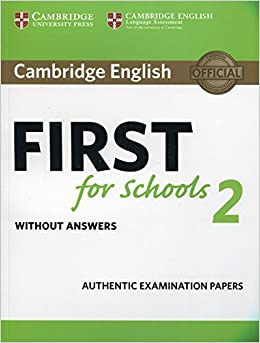 Cambridge English First For School. Student's Book Without Answers. Per Le Scuole Superiori. Con Espansione Online: Cambridge English First For ... Book Without Answers por Authentic Examination Papers