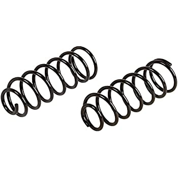 Amazon Com Moog 81041 Coil Spring Set Automotive