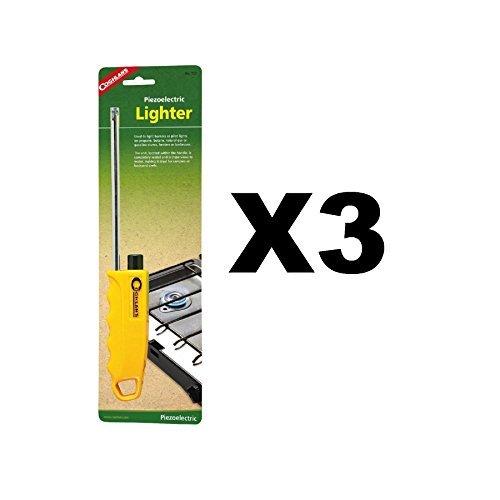 Coghlan'S Piezoelectric Lighter For Lighting Pilots And ()