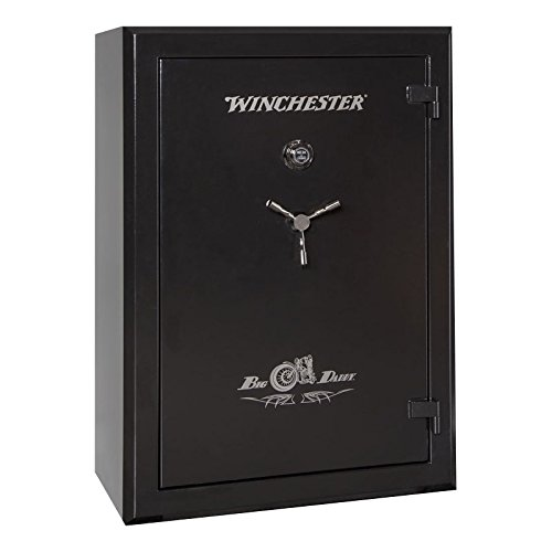 Winchester BD-5942-36-7-M Win Big Daddy Series, Black, (Winchester Gun Safes)