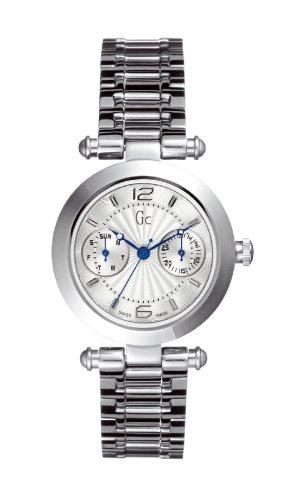 Guess Collection L`Etoile 17504L1 - Reloj analógico de mujer de cuarzo con correa de