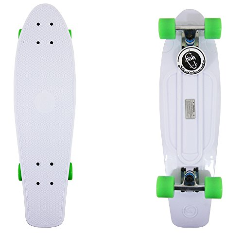 nickel board deck - 1