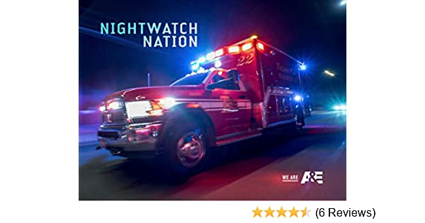 Amazon com: Watch Nightwatch Nation Season 1 | Prime Video