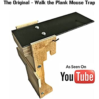 Amazoncom The Original Walk The Plank Mouse Trap Exact Trap