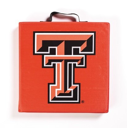 (Official NCAA Seat Cushion - Texas Tech Raiders)