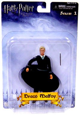 NECA Harry Potter and the Half Blood Prince 3 3/4 Inch Action Figure Draco Malfoy