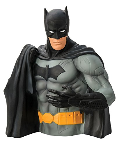 Bust Bank Batman - Monogram Batman New 52 Action Figure Bust