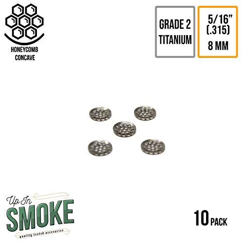 5 Titanium (Grade 2 Ti) Small Premium 0.315