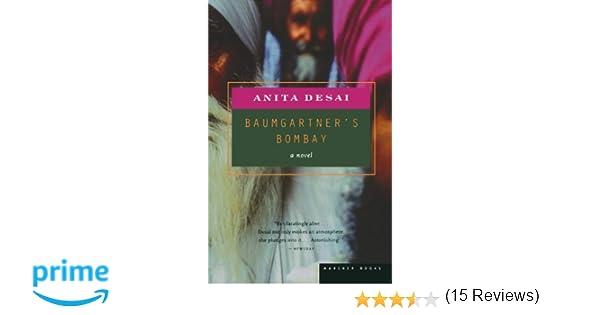 Amazon baumgartners bombay 9780618056804 anita desai books fandeluxe Choice Image