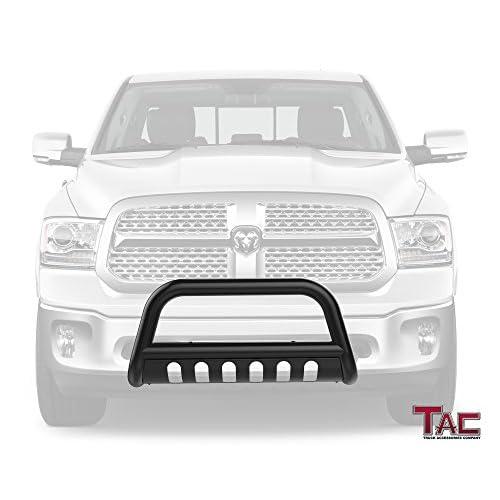 "2009-2018 Dodge Ram 1500 3/"" Stainless Steel Chrome bumper Bull Bar Grille Guard"