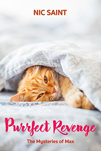 Purrfect Revenge Mysteries Max Book ebook product image