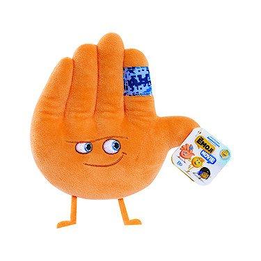 The Emoji Movie Stuffed Bean - -