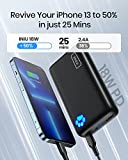 INIU Portable Charger, 18W PD3.0 QC4.0 Fast