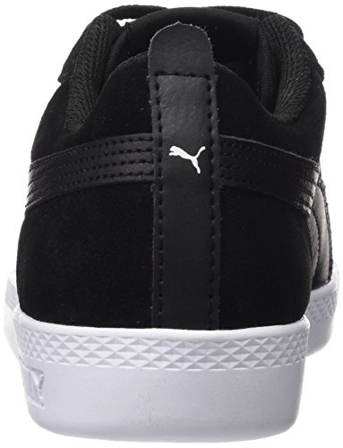 Sneakers Noir Black Smash puma Basses Puma V2 Femme Black puma Sd Wns Iw0FHqB