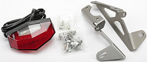 Moto Led Edge2 Tail Light Holder Aluminum