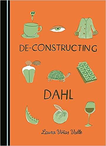 Amazon com: De-Constructing Dahl (Sharif, B02, Cambridge