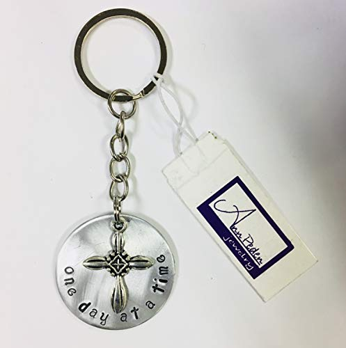 Recovery AA or NA Keychain