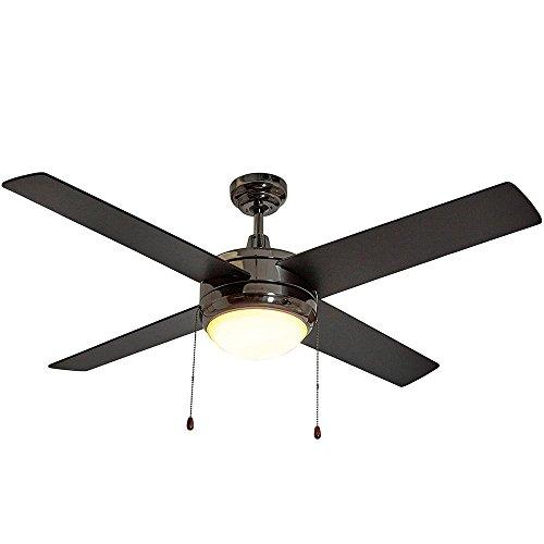 cheap black ceiling fan - 3
