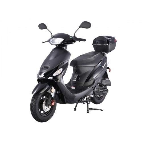 affordable TAO 50cc Moped Scooter Gas Moped Scooter 50cc Moped Street Scooter : Choose Your Color