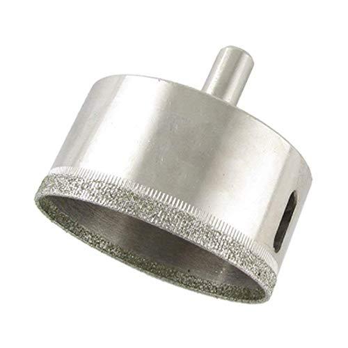 Agile-shop Diamond Hole Saw Tile Ceramic Glass Porcelain Marble Drill Bit Tools (60 mm) ()
