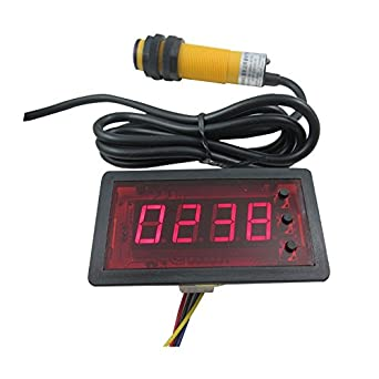 DIGITEN 12V 4 Digit Red Counter Meter+Infrared Proximity ... on 3 wire pump wiring diagram, 3 wire proximity sensor wiring diagram, 3 wire transformer wiring diagram, 3 wire fan wiring diagram, 3 wire capacitor wiring diagram, 3 wire thermostat wiring diagram, 3 wire toggle switch wiring diagram,