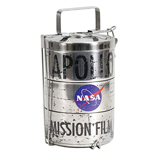 The Coop NASA Apollo Moon Landing Film Canister Lunch -