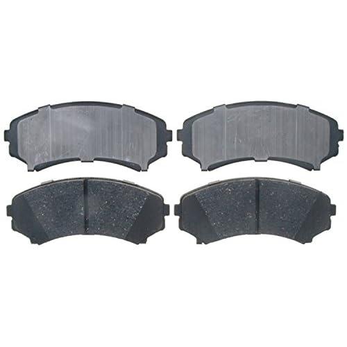 Front Ceramic Brake Pad Set For Toyota RAV4 2005-2014