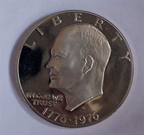 1976 S Type 2 Gem Proof Bicentennial Eisenhower Dollar PR-01 US Mint