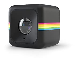 Polaroid Cube Act II HD 1080P Mountable Weather-Resistant Lifestyle Action Video Camera (Black) 6MP Still Camera w/ Image Stabilization, Sound Recording, Low Light Capability & Other Updated Features (B074JKF7TQ) | Amazon price tracker / tracking, Amazon price history charts, Amazon price watches, Amazon price drop alerts