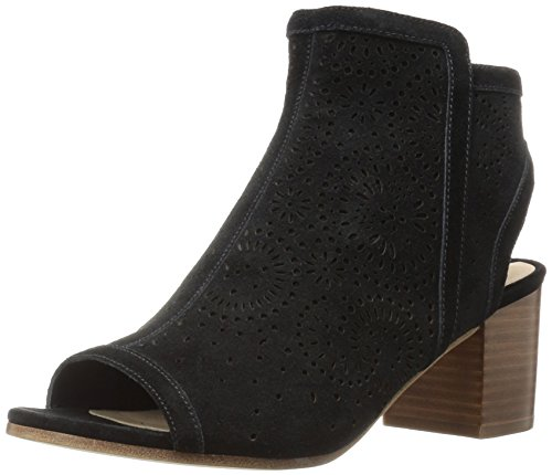 Via Spiga Women's Jorie2 Block City Heeled Sandal - Black...