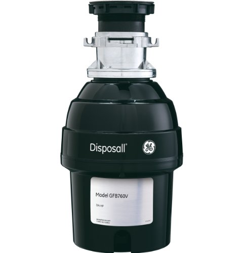 GE GFB760V Horsepower Disposal Disposer