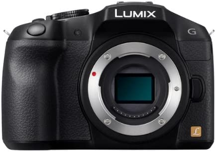 Panasonic Lumix DMC-G6 - Cámara réflex Digital de 16 MP (Pantalla ...
