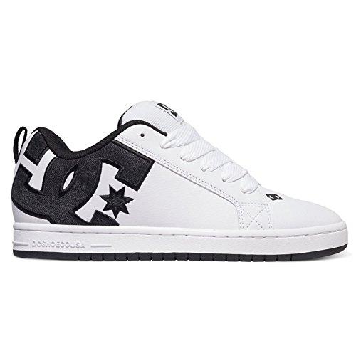 dc-shoes-mens-court-graffik-white-leather-trainers-12-us