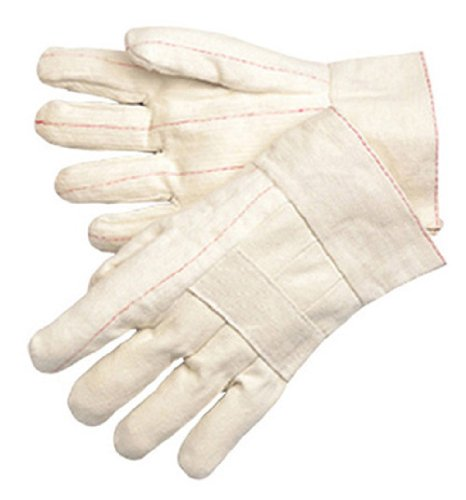 Liberty 4551ML 24 oz Hot Mill Cotton Regular Grade Men's Glove with 2-1/2
