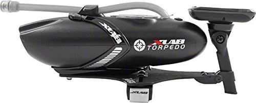 XLAB Torpedo Versa 200 Black (Aero Bottle)
